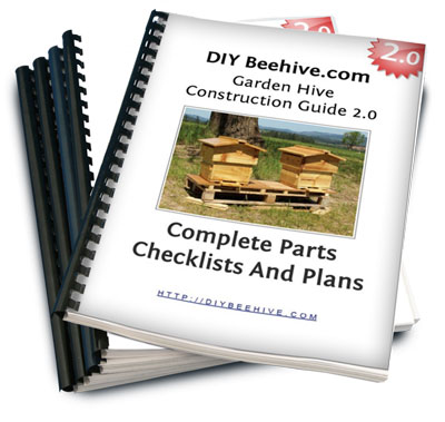 Complete Beehive Parts Checklists And Plans