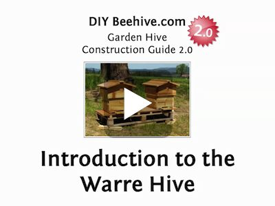 Warre Garden Hive Construction Guide 2.0 Training Video Example