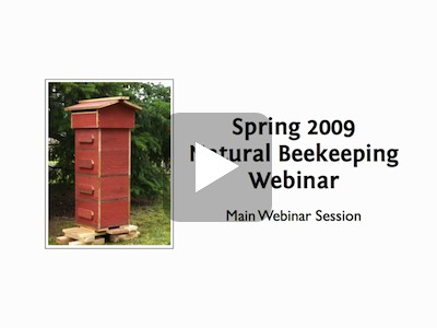 Bonus Natural Beekeeping Webinar and Mindmaps Example